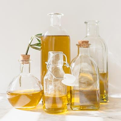 Los beneficios para la salud en el consumo  de aceites vegetales