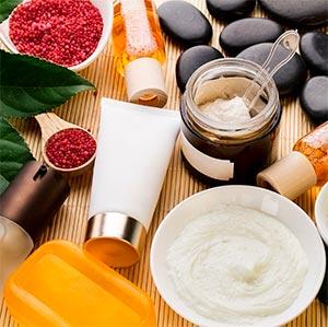Beneficios del uso de  productos 100% naturales