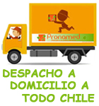 Despacho a todo Chile!