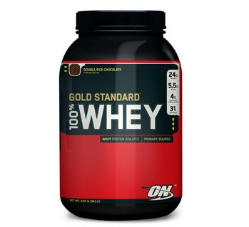 Whey Protein Gold Standard 2lb -ON