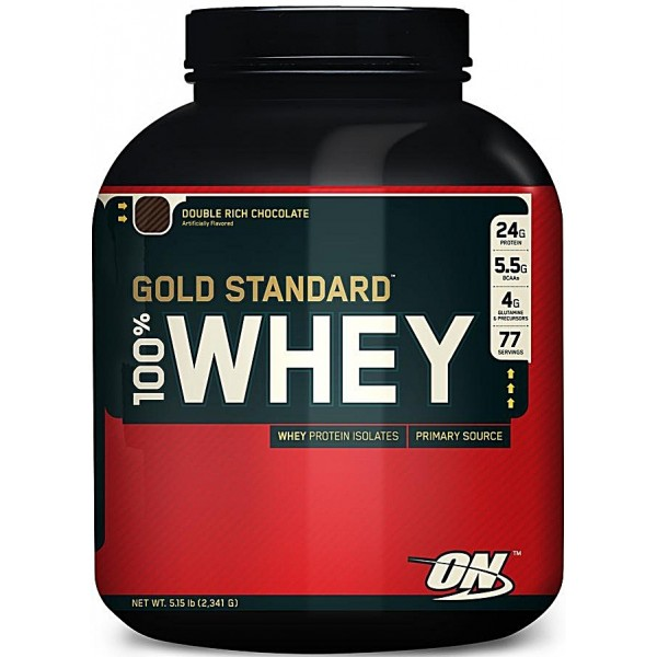 Whey Protein Gold Standard 5lb -ON