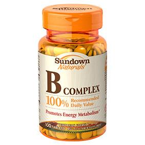 vitaminas del complejo b para que sirve