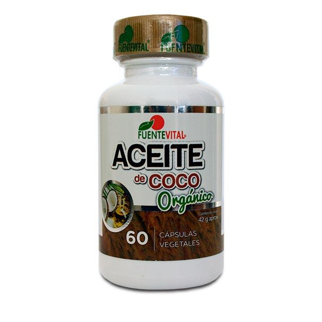 Aceite De Coco En Cápsulas Orgánico Pronamed Productos Naturales Ortopedia Belleza Natural E Insumos Médicos