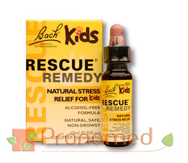 Rescue Remedy Kids Flores De Bach Para Ninos