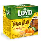 Yerba Mate con Mandarina