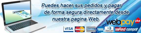 Pago Seguro con web pay